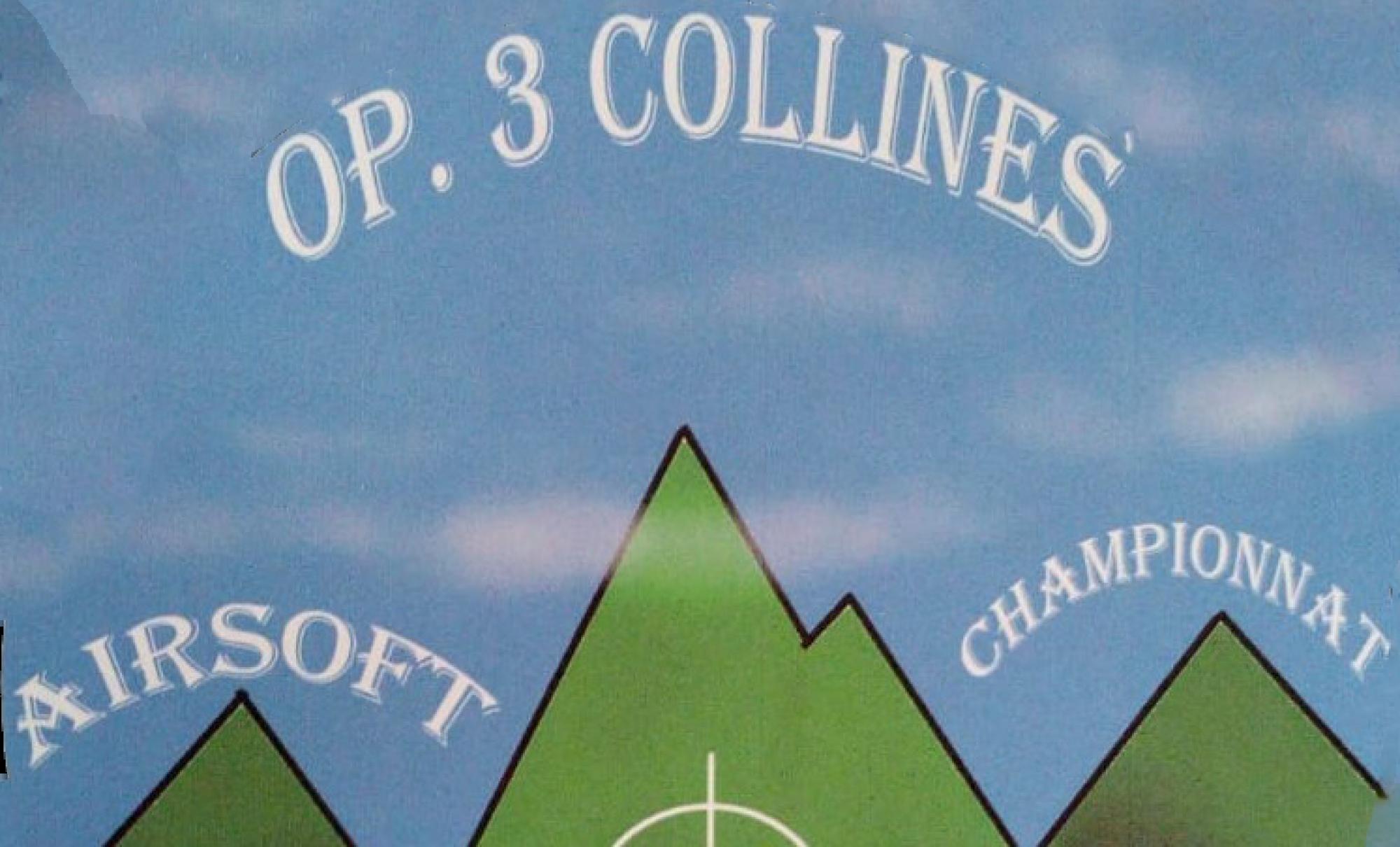 Découverte Airsoft et championnat des 3 Collines